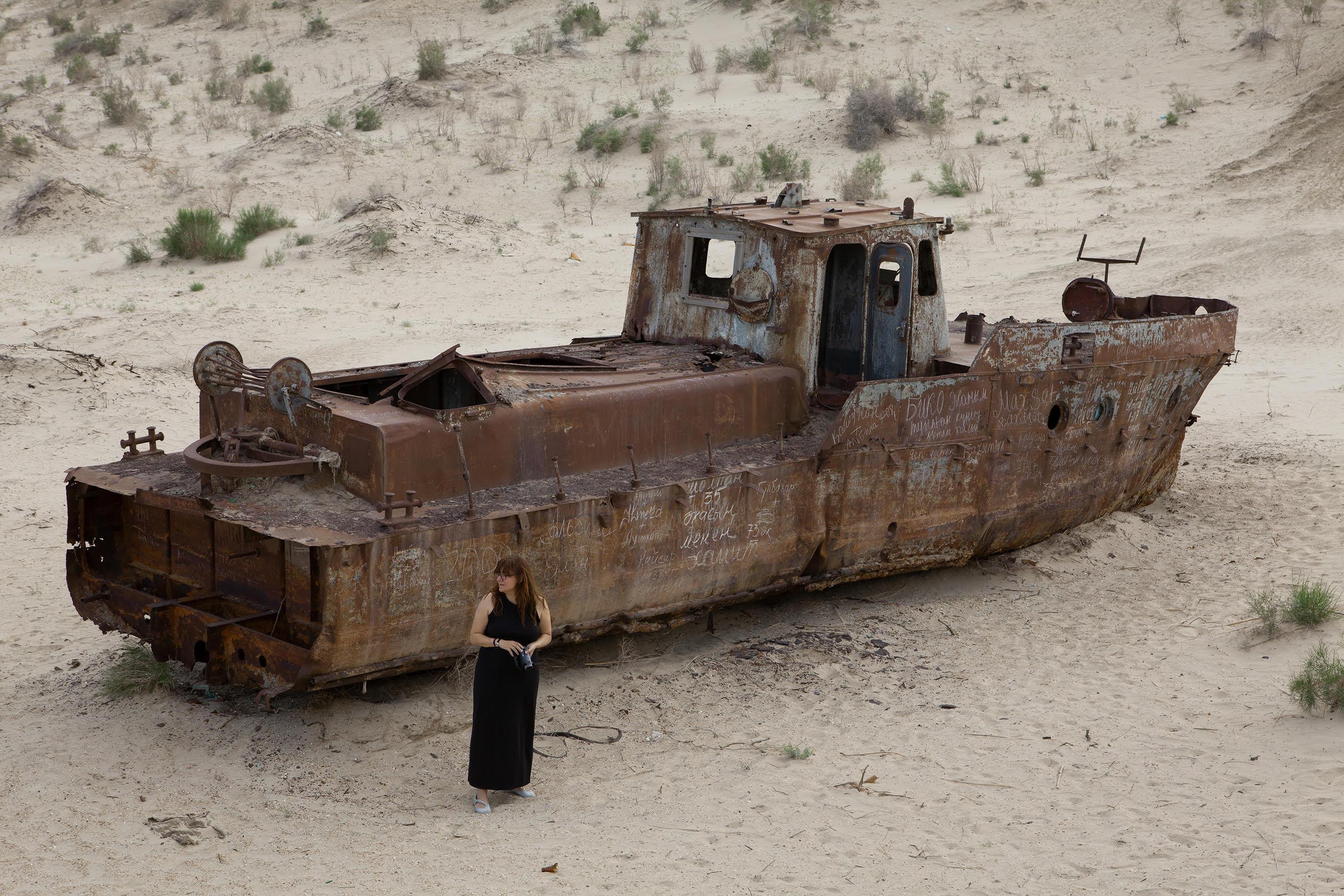 Mar de Aral Isabel Coixet