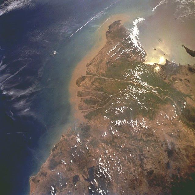 Nasa delta mekong