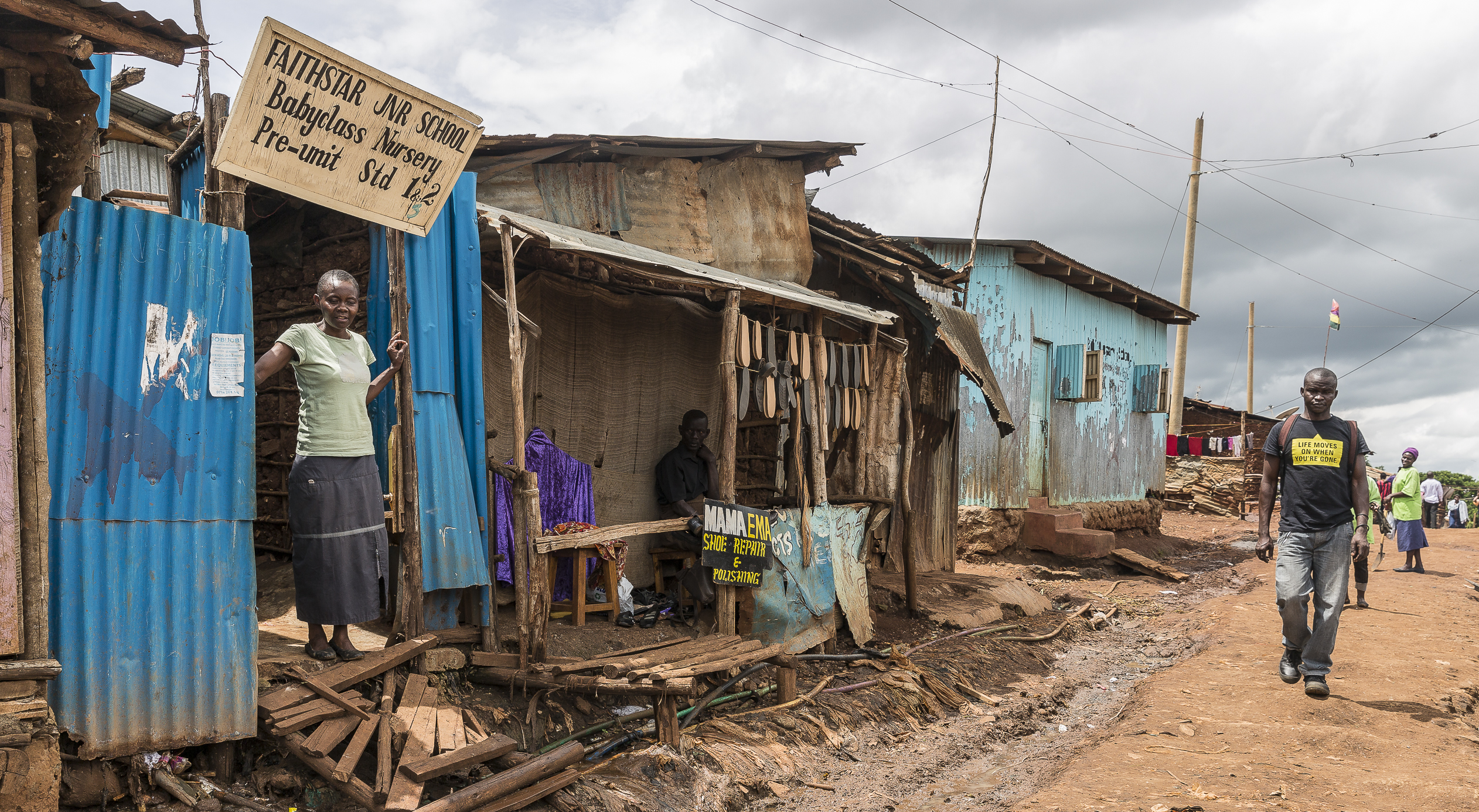 kibera Niberia Kenya