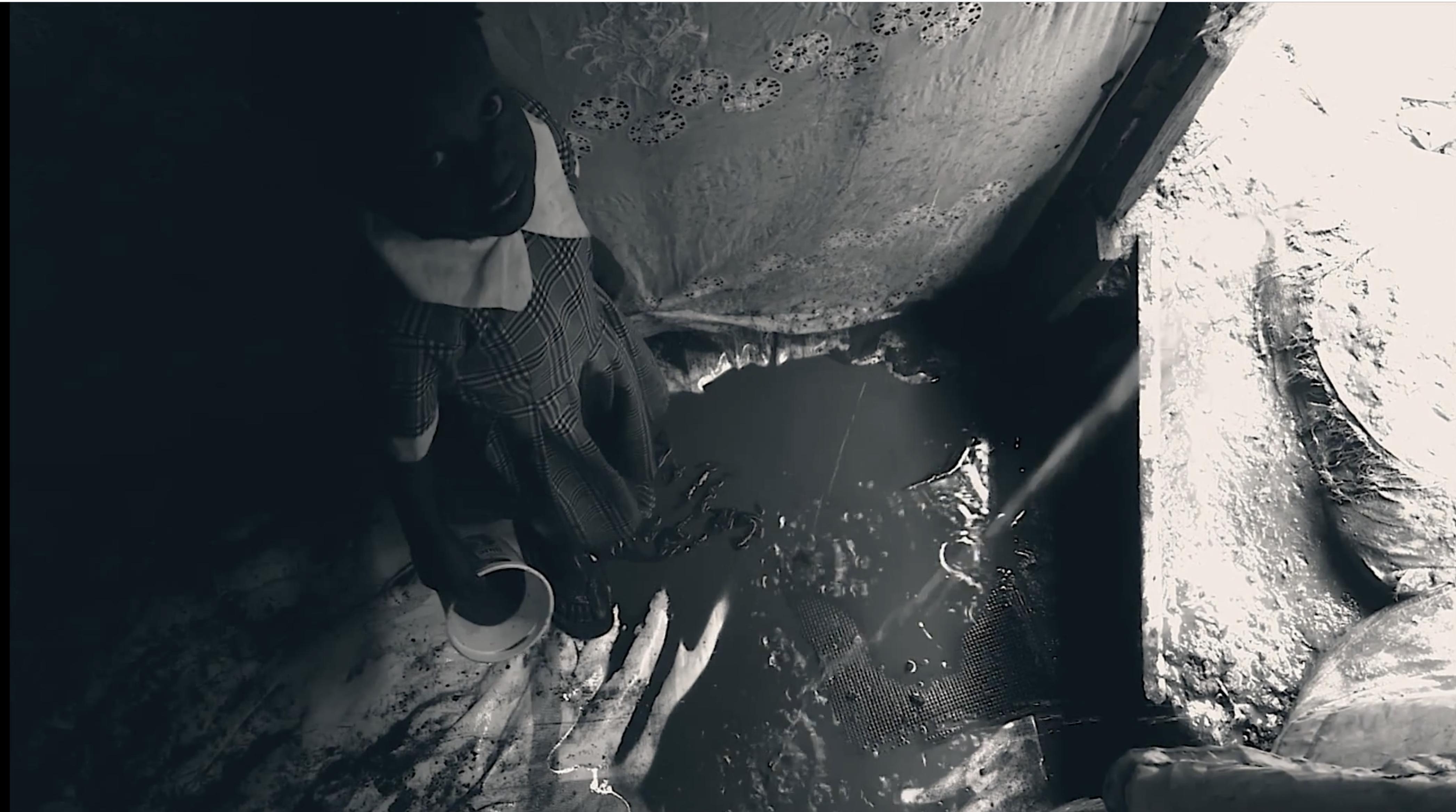raindrops documental pantallazo