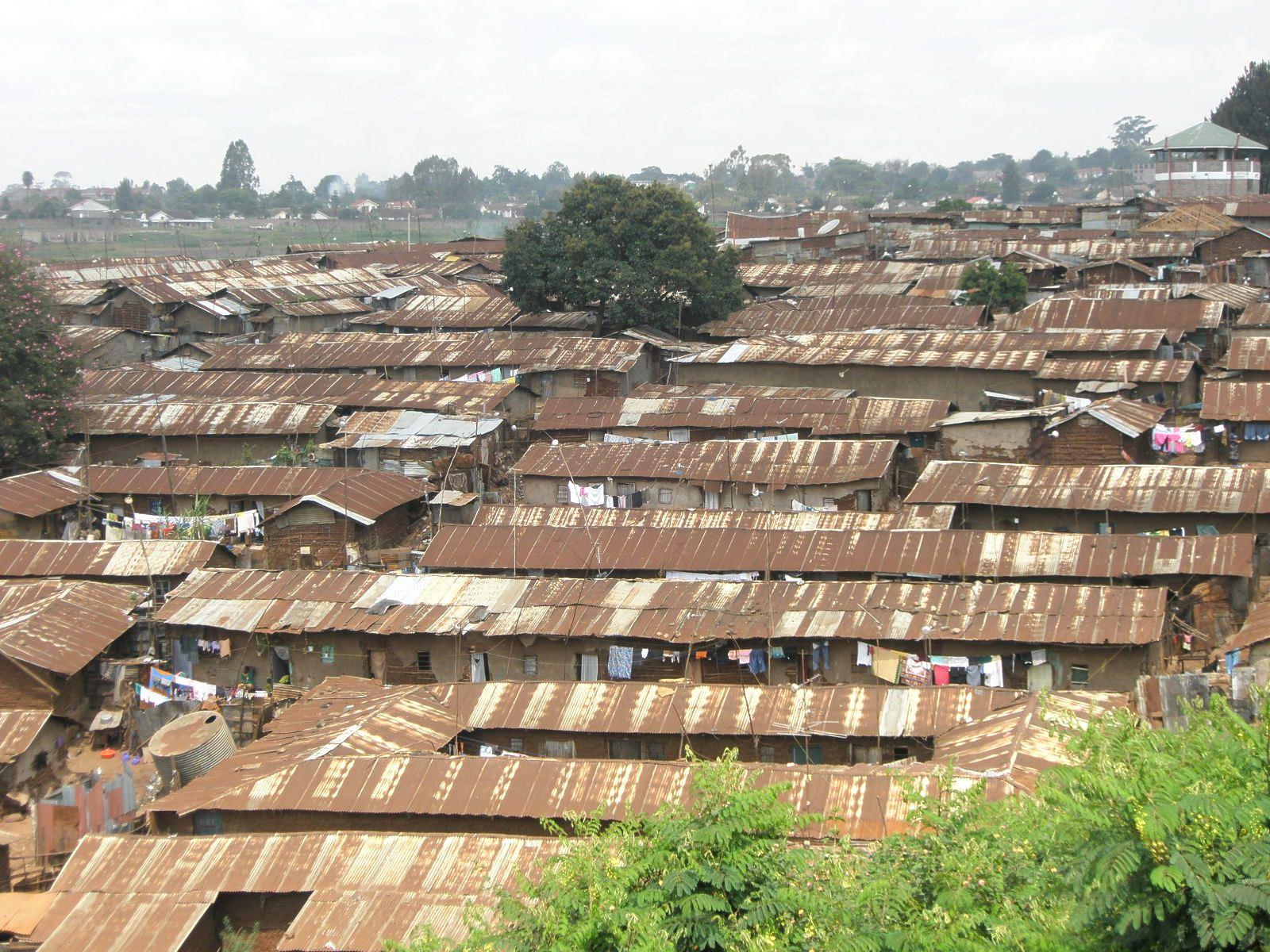 Kiberia Slum Nairobi