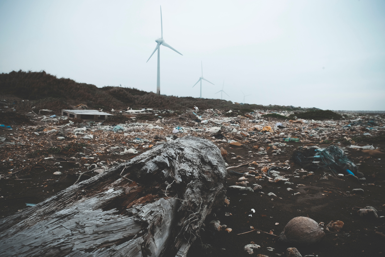 rubish and eolic energy