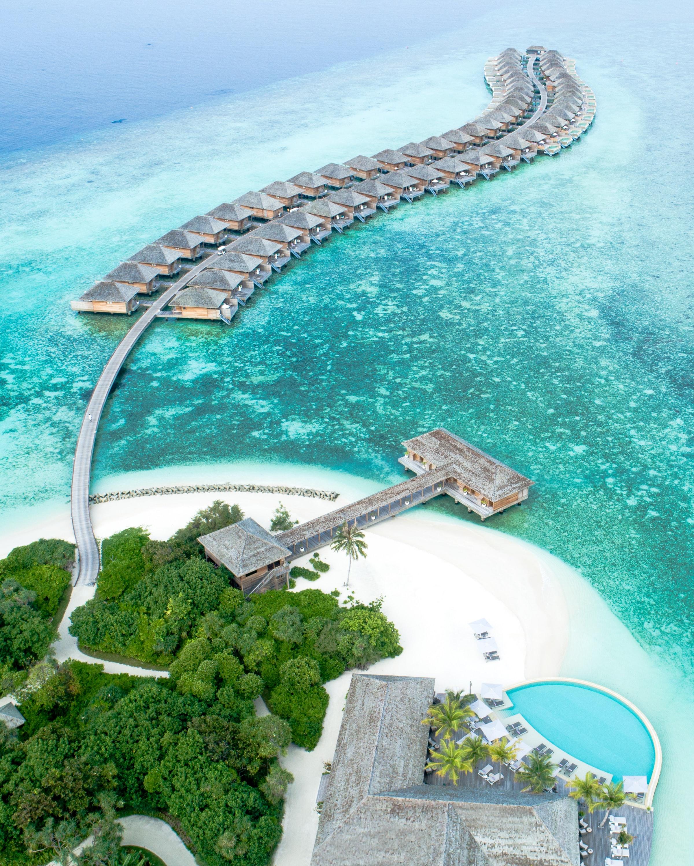 resort tourism water