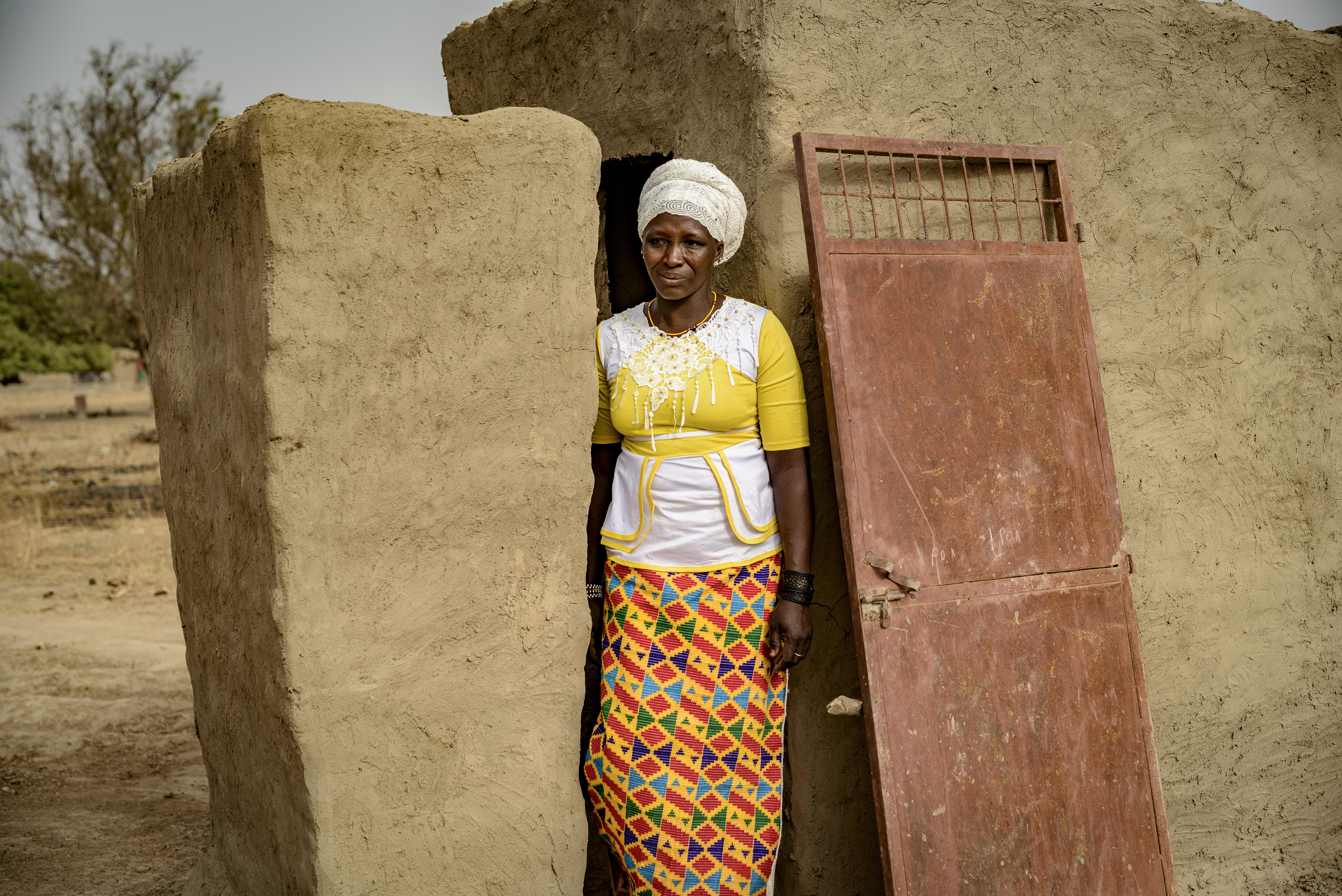 Burkina Fasocproject unicef letrines