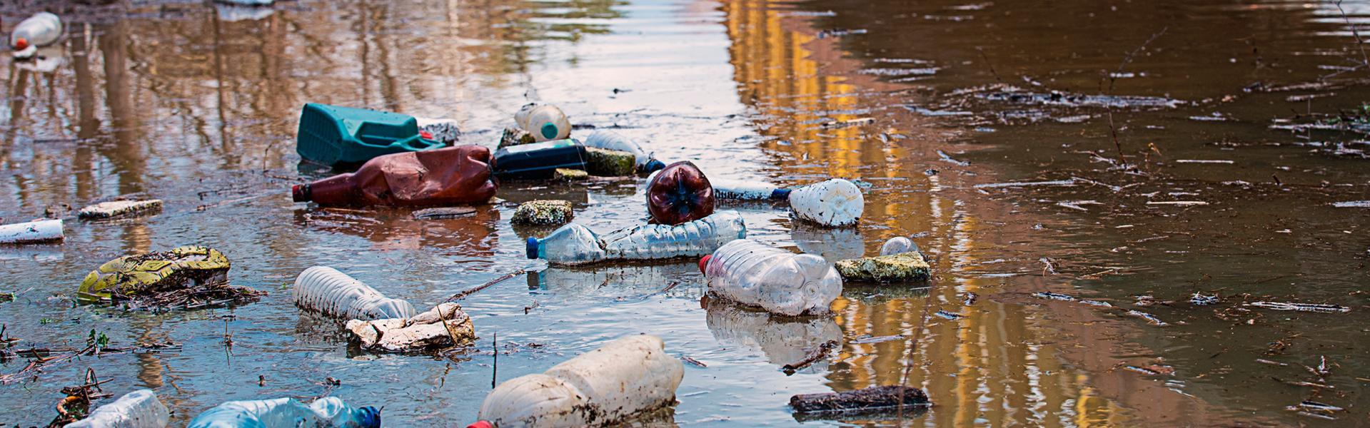river bottles