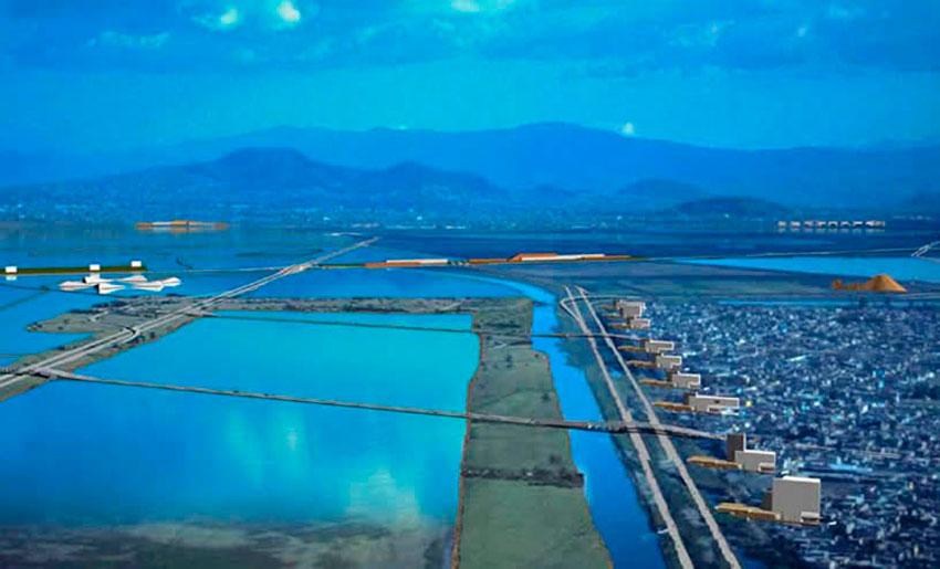 Proyecto México Ciudad Lacustre