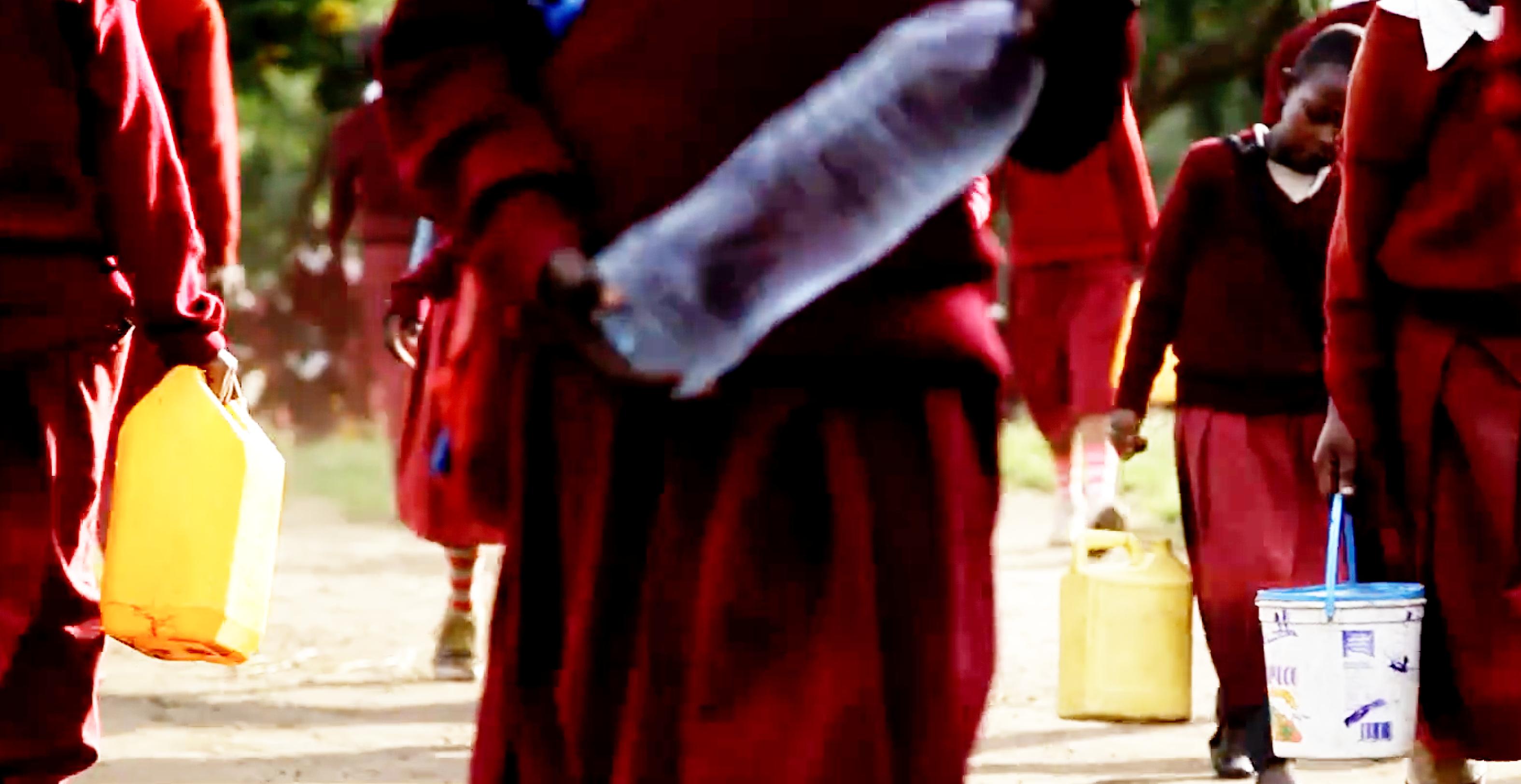Tanzania agua escuelas