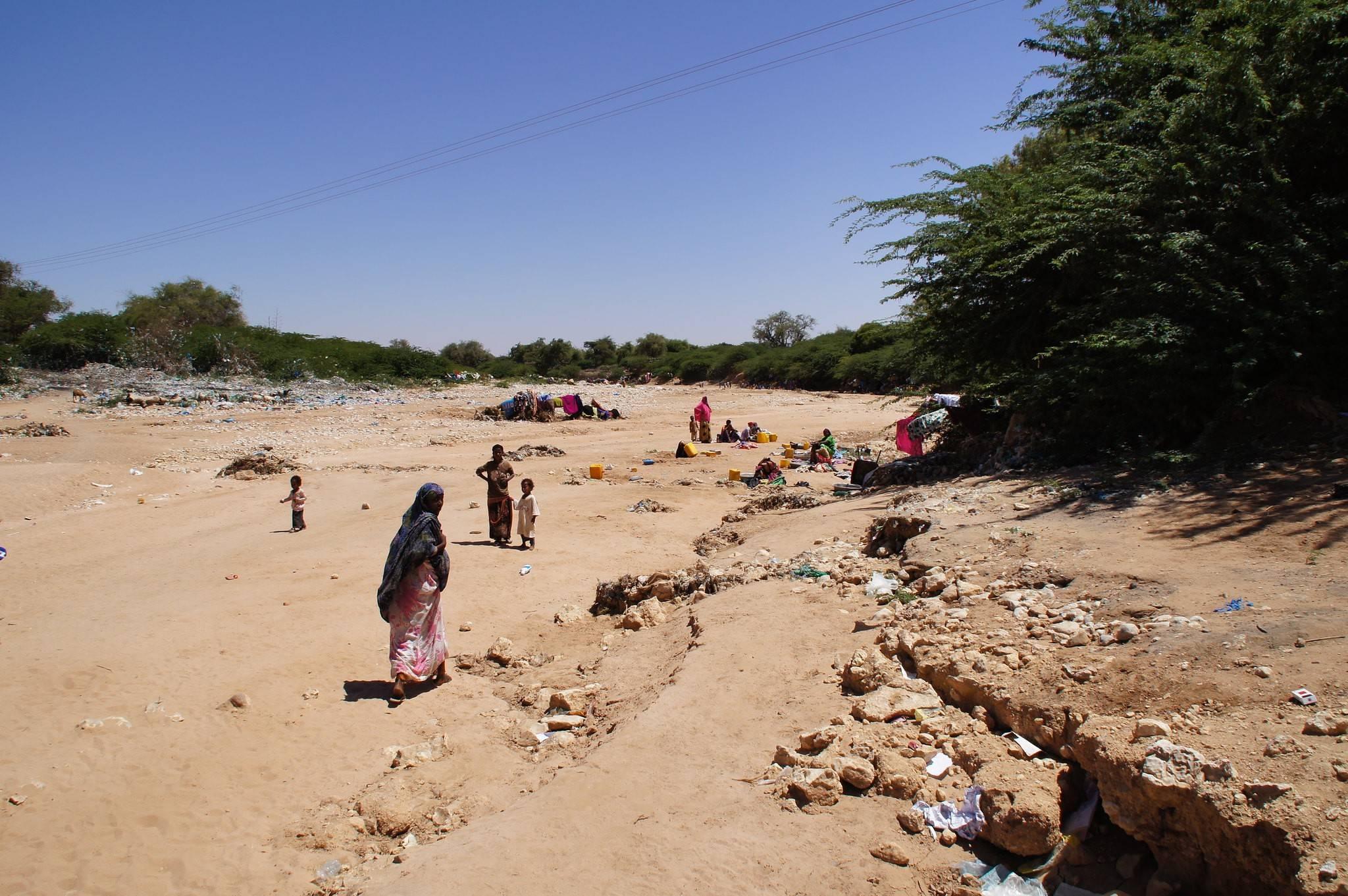 africa famines