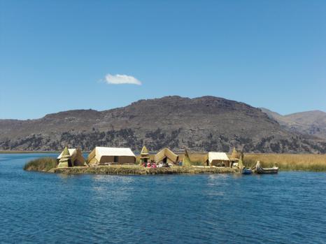 Foto Titicaca