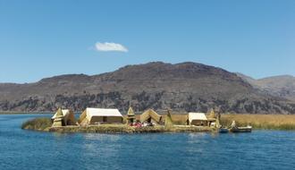 Cultura ancestral para salvar el agua del lago Titicaca