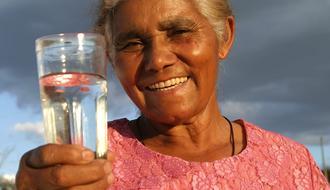 Agua potable e higiene en la región del Baixo Tocantins, Brasil